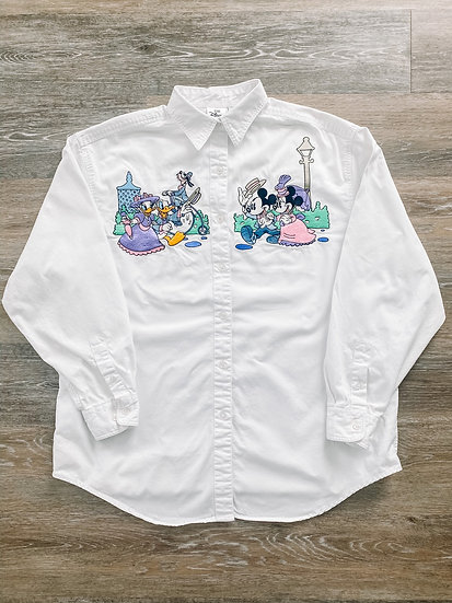 Old Town Button Down