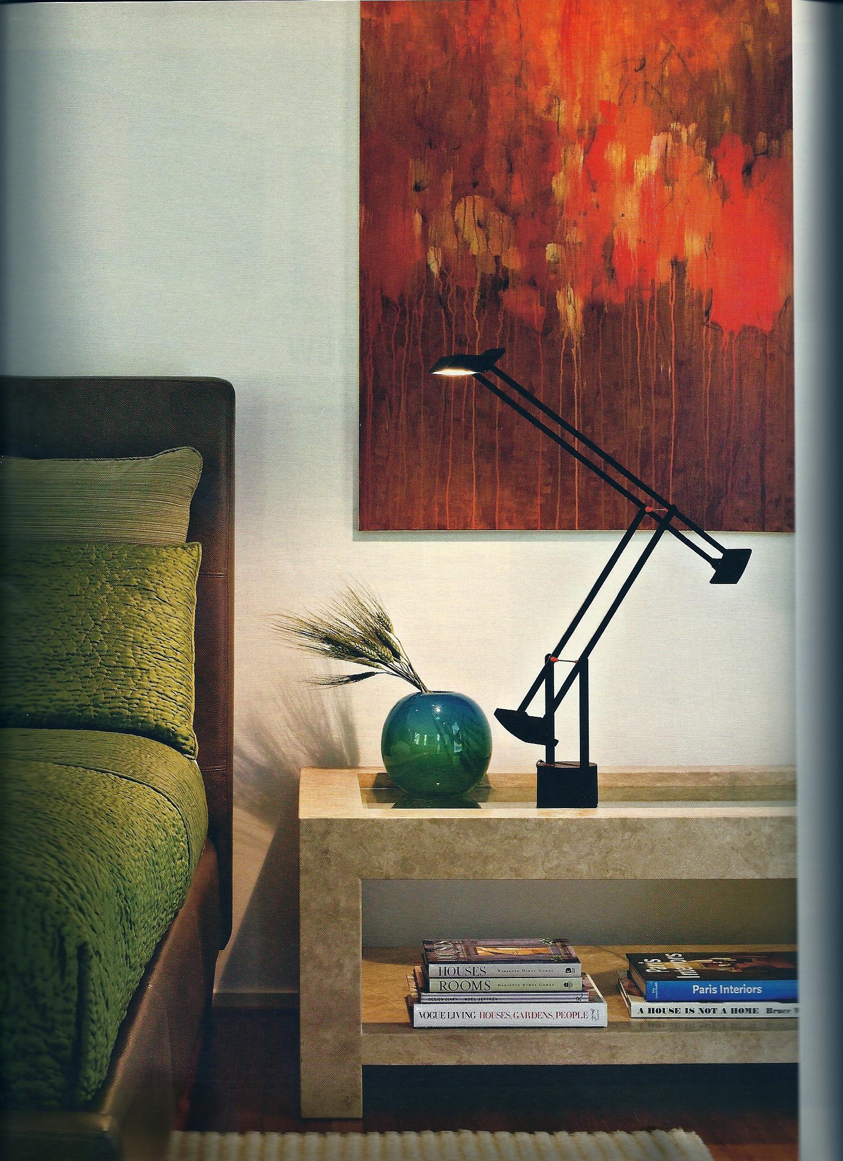 "Dallas Interiors Magazine - ""Modern Luxury"" - Autumn 2008 Issue"