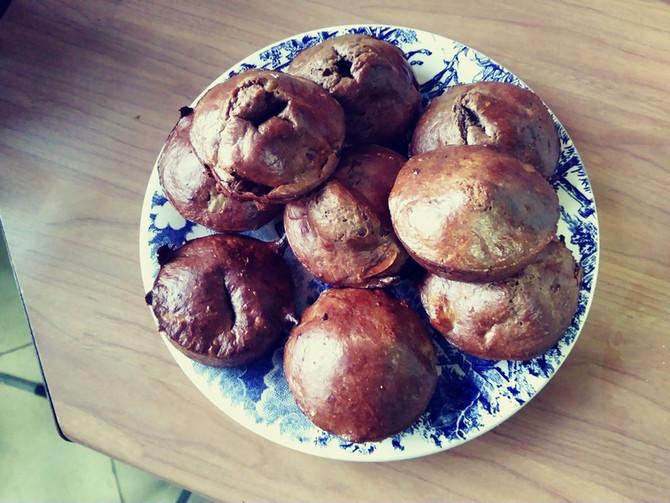 High Protein Muffins! Yummy & healthy treat