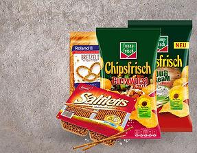 Německé potraviny, sladkosti