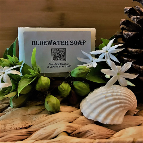 BLUEWATER  SOAP