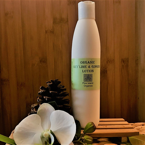 ORGANIC BODY LOTION - KEY LIME