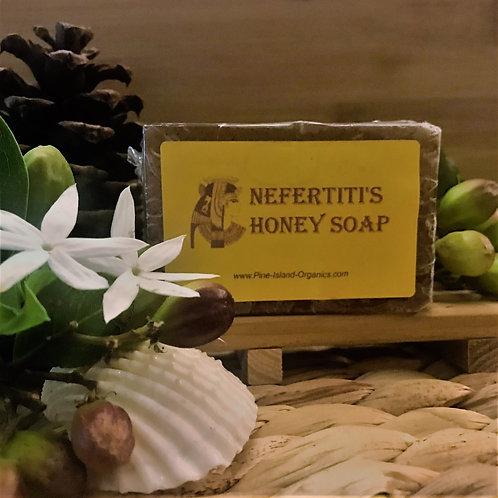 NEFERTITI'S HONEY SOAP