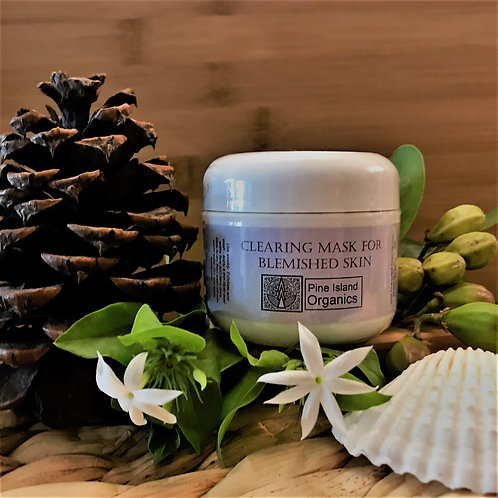 CLEARING MASK for Oily & Blemished Skin