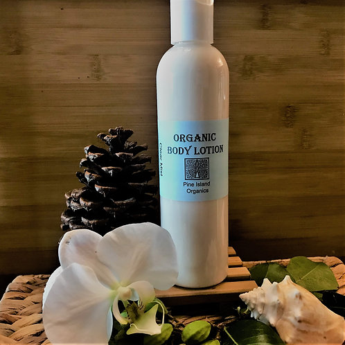ORGANIC BODY LOTION - CLEAR MIST UNSCENTED
