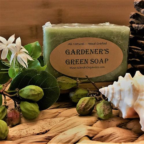 GARDENER'S GREEN SOAP