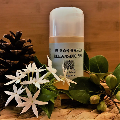 SUGAR-BASED CLEANSING GEL