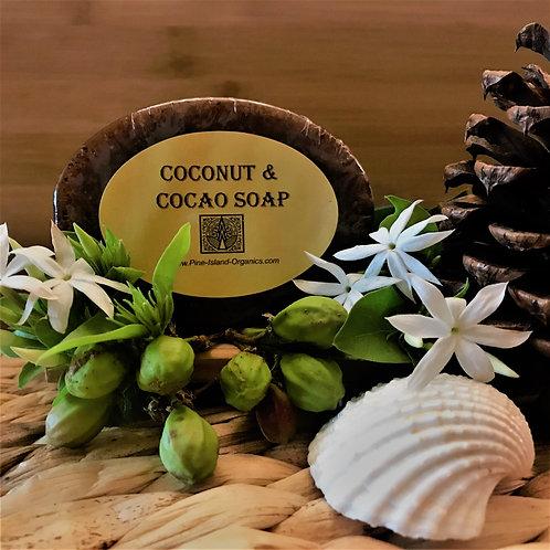 COCONUT & COCOA SOAP