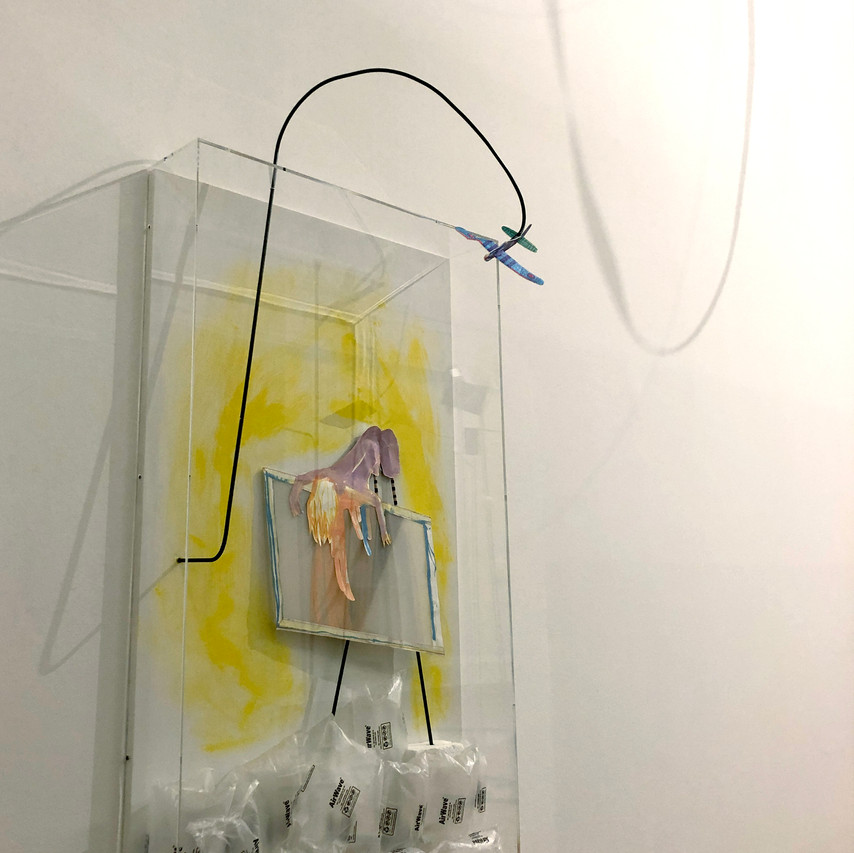 Jesse Darling, Icarus does the most (temporary relief) 2018