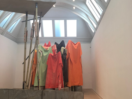 What The Heck? Phyllida Barlow: Cul-de-sac @ Royal Academy of Arts