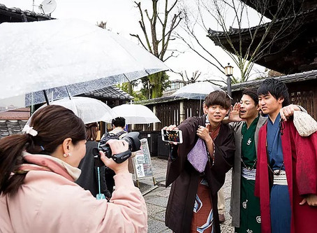 NHK京都-男性も美を追求する時代
