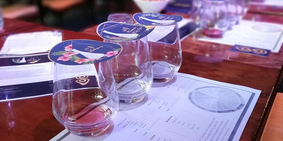 No8 Distillery - Gin Workshop