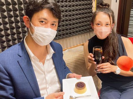 株式会社銀座ルノアール代表取締役社長 小宮山誠様【ART-MAI'S SCREENSHOT】ラジオ出演頂きました!7.2 (FRI)そしてお誕生日おめでとうございます。
