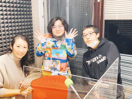 11/27 (fri) 突然少年ROCKBAND と鳴瀬映画監督をゲストにお招きして ART-MAI's SCREENSHOT ラジオ