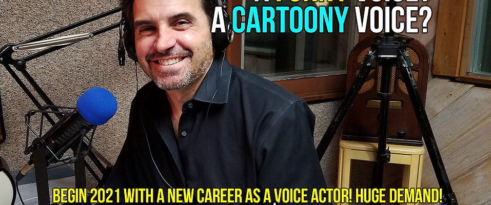 How To Voice Act 2021