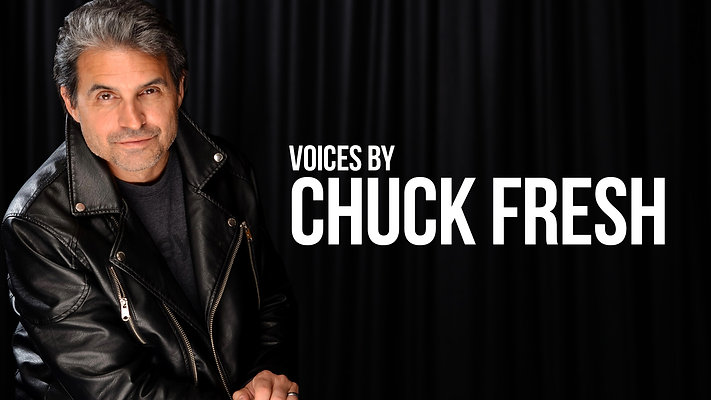 Voices by Chuck Fresh