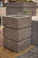Урна бетонная гранитная