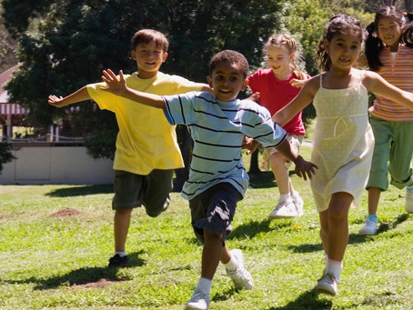 5 type of Non-Contact Physical Games and Activities