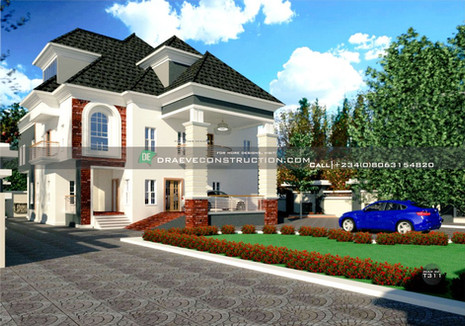 5 Bedroom Penthouse in PortHarcourt, Nigeria