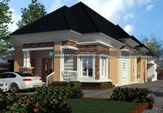 bungalow design | Nigerian Houseplan Designs