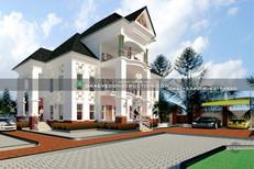 Luxury 5 Bedroom Penthouse in Lagos | Nigerian Houseplan Designs