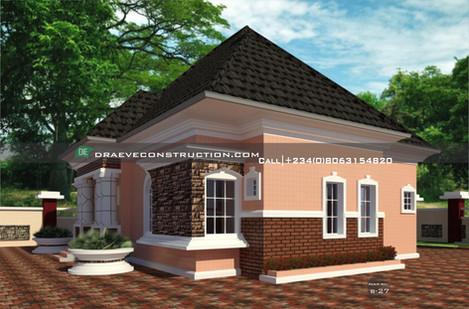 3 bedroom bungalow house design B-27.jpg
