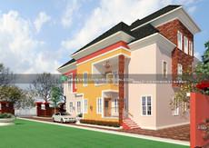 Luxury 7 Bedroom Penthouse in Delta State, Nigeria