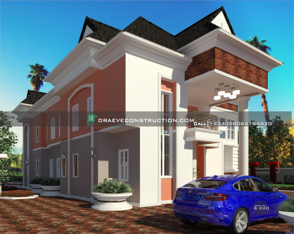 6 Bedroom duplex in Owerri, Nigeria