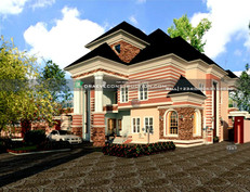 5 bedroom penthouse with Sunbath sitout in Sierra Leone