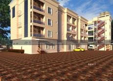 3 Storey Hotel Building Plan design in Nigeria (portharcourt)