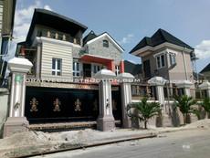 7 Bedroom luxury Penthouse OnSite design in Nigeria (portharcourt)