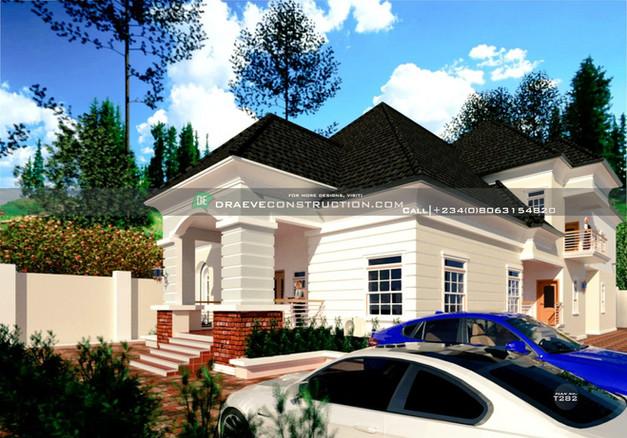 6 Bedroom Penthouse Design in Lagos, Nigeria