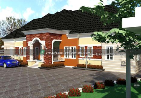 8 Bedroom bungalow in Enugu, nigeria
