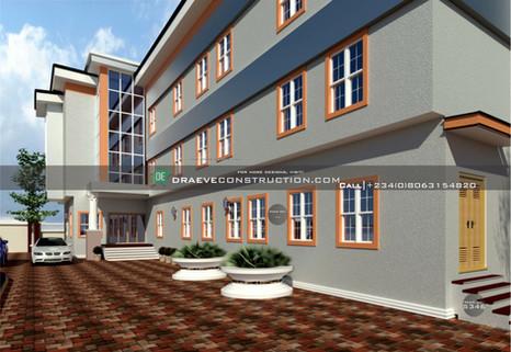 Secondary school design in portharcourt | Nigerian Houseplan Designs