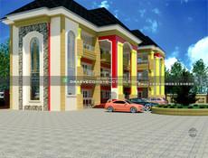 School Design in Lagos, Nigeria