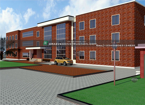 Secondary school design in lagos nigeria | Nigerian Houseplan Designs