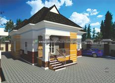 3 bedroom bungalow design | Nigerian Houseplan Designs