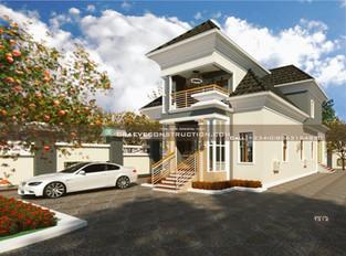 4 Bedroom Penthouse in Lagos   Nigerian Houseplan Designs