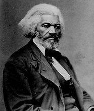 A photo of Frederick Douglas
