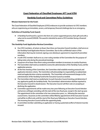 CFCE Hardship Fund Policy 04-16-2021_Pag