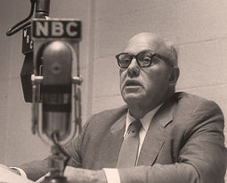 A photo of George Meany