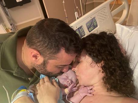 My Baby's Birth Story