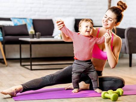 Exercising and Breastfeeding