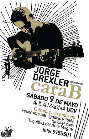 Jorge Drexler, Aula Magna, Palo de agua