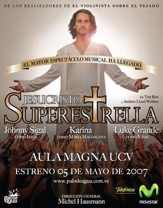 Johnny Sigal, Karina, Luke Grande, Cayito Aponte, Aula Magna