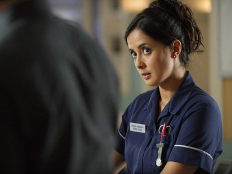 Interview with Rebecca Grant, Star of Holby City, Safe Space and More