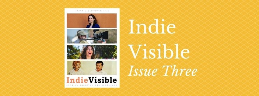 IndieVisible Magazine Issue Three - FREE