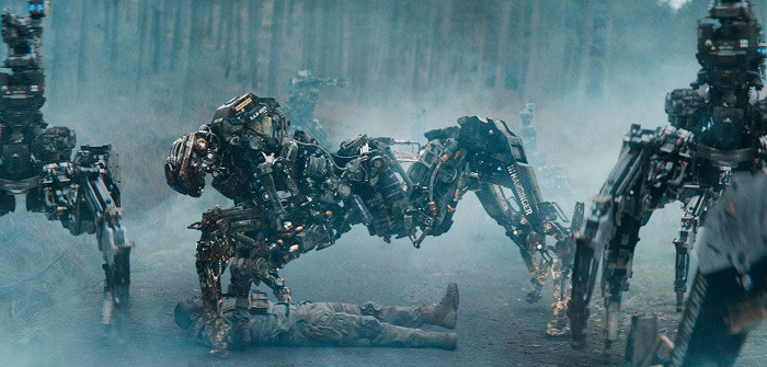 Kill Command (2016) Review
