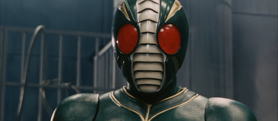 Weekend Pick: Kamen Rider ZO