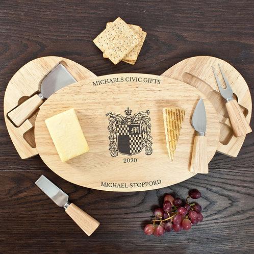 Classic Cheese Board Set